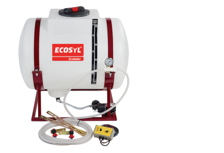 Ecosyl ecobaler applicator listing