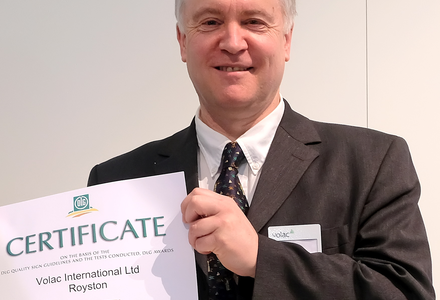Philip jones with dlg approval certificate  listing