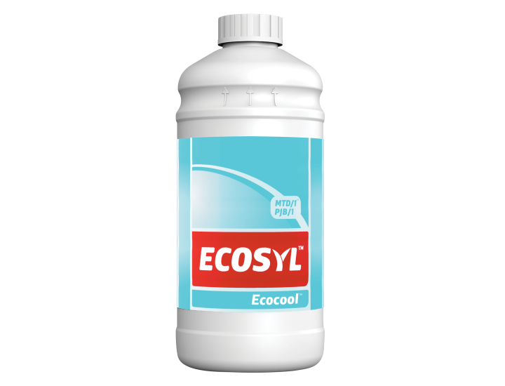 Ecosyl ecocool 100 2 litre white hdpe bottle large product banner